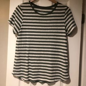 Old Navy | striped basic tee